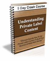 Understanding Private Label Cont...
