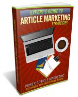 Expert`s Guide To Article Market...
