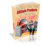 Finding The Best Affiliate Produ...