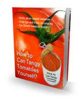 How To Can Tangy Tomatoes Yourse...