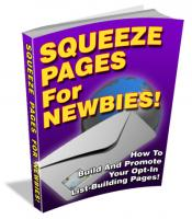 Squeeze Page For Newbies
