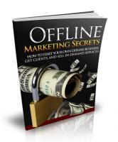Offline Marketing Secrets