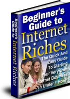 Beginners Guide To Internet Rich...