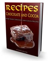 Recipes Chocolate And Cocoa