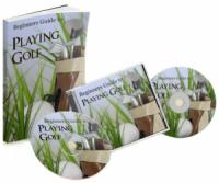 Beginners Guide To Playing Golf