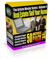 Real Estate & Selling Your House