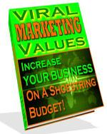 Viral Marketing Values Report