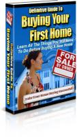 Def Guide Buying Home PLR