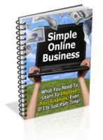 Simple Online Business