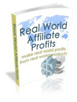 Real World Affiliate Products