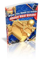 Need To Know Real Estate