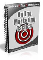 Online Marketing Tactics Newslet...