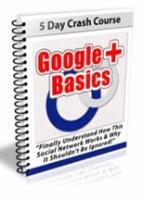 Google Plus Basics Newsletter