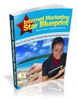 Internet Marketing Star Blue Pri...