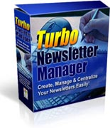 Turbo Newsletter Mananger
