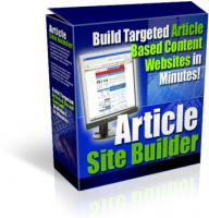 Article Site Builder SCB1
