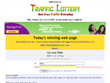 Traffic Lottery Script