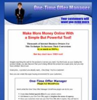 One Time Offer Manager WP Plugin