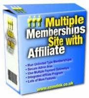 Multiple Memberships Site