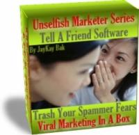 Tell A Friend - Viral Marketing ...