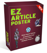 EZ Article Poster