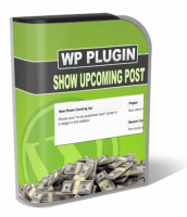 Show Upcoming Posts Plugin