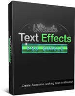 Ultimate Text Effects PSD Bundle...
