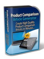 Product Comparison Article Gener...