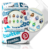 Social Site Sharer Links Widget