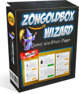 ZonGoldbox Wizard WP Plugin