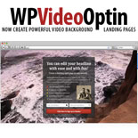 WP Video Optin Plugin