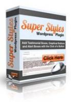 Super Styles WordPress Plugin