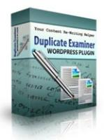Duplicate Examiner WordPress Plu...
