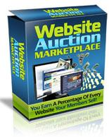 Website Auction Market Place