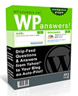 WP Answers WordPress Plugin