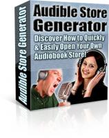 Audible Store Generator