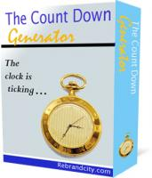 The Count Down Generator