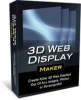 3D Web Display Maker