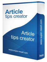 Articles Tip Creator