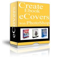 Createe Book Covers With Photosh...