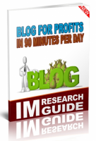 How To Blog For Profits In 90 Mi...