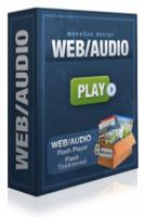 Web Audio Flash Player