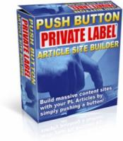 PR Article Site Builder