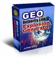 GEO Authority Link Explosion Gen...