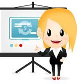 Premium Vector Character Busines...