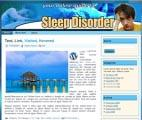 Sleep Disorder Website Templates...