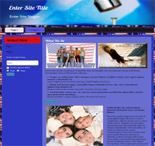 Labor Day Website Templates ( 2 ...