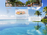Vacation Website Templates