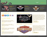 Harley Website Templates