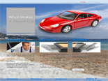Cars Website Templates